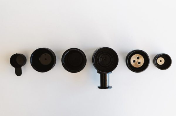 Wacaco Minipresso GR for espresso making on the go.