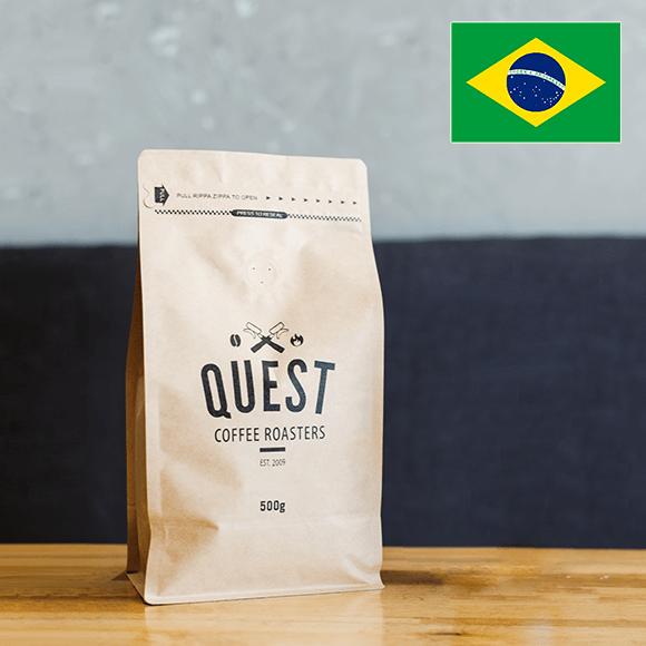 Brazil single origin beans