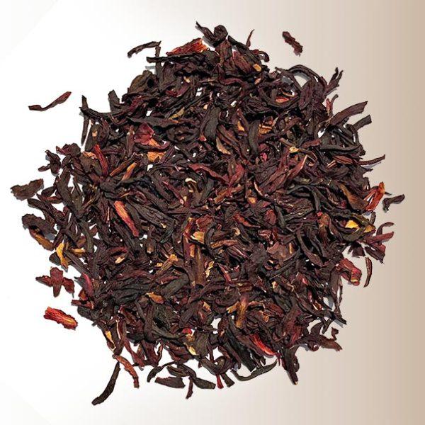 Hibiscus Herbal Organic Loose Leaf Tea